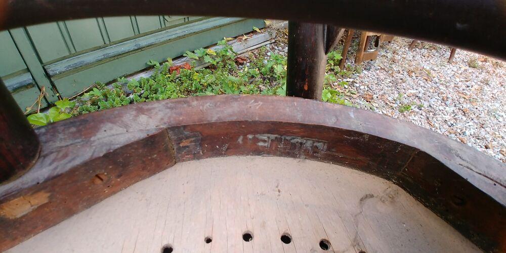 Lot de deux chaises de bistrot n°14 de Thonet