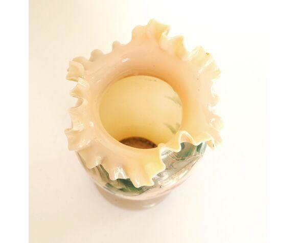 Vase opaline ancien