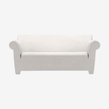 Canapé d'extérieur Bubble de Starck gris clair