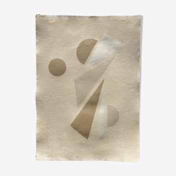Shards, No.1 - 42x29 cm