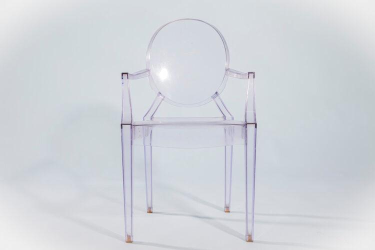 Chaise enfant de Philippe Starck de chez Kartell