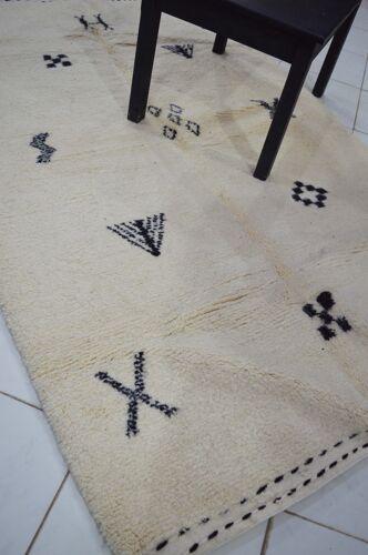 Tribal berber style rug 247 x 152 cm