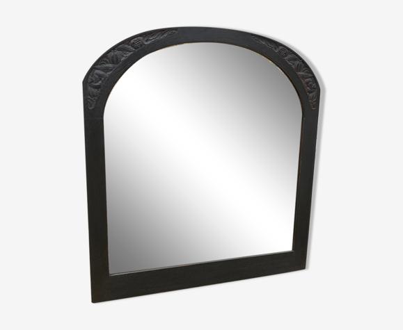 Miroir années 40 81x89cm