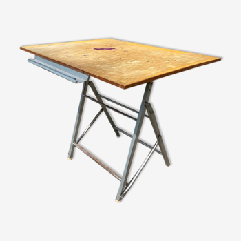 Foldable architect drawing table sipe year 50