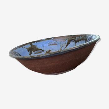 Saladier gres poterie vintage