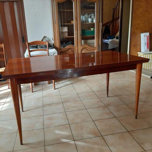Table vintage années 60