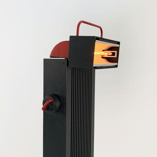 "Lampadaire ""Zagar "" par Sergio Carpani pour Stilnovo, 1980"