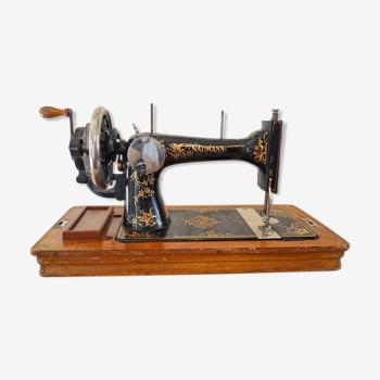 Machine à coudre Seidel & Naumann