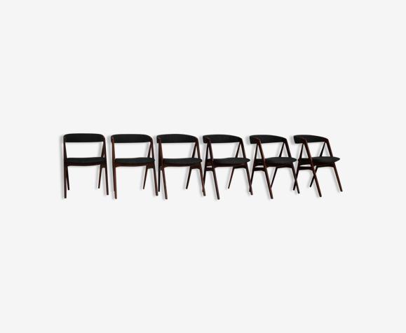 Ensemble de 6 chaises à manger par Farstrup Mobler