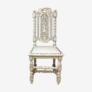 Henri II chair revisited