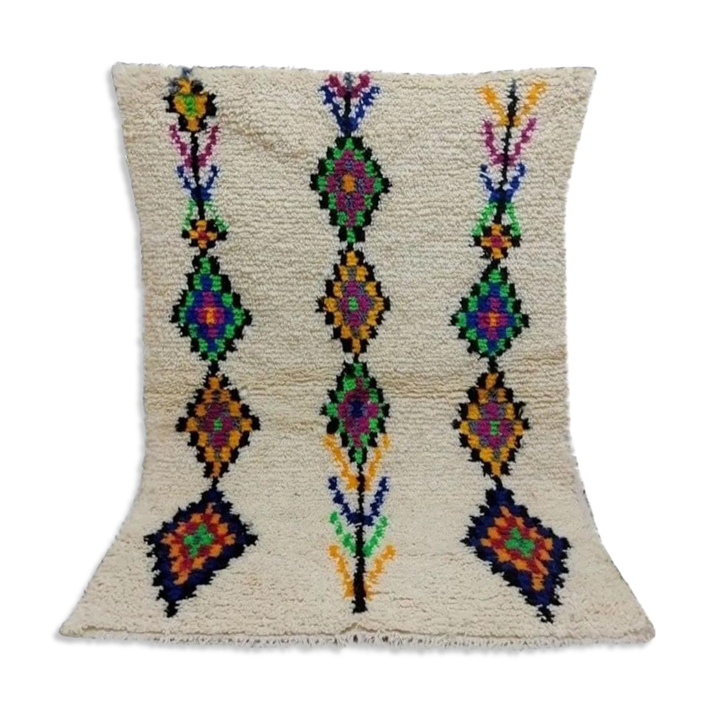 Tapis berbere marocain 150x107cm