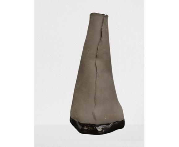 Vase contemporain poterie