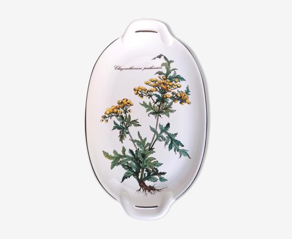 Ravier Villeroy et Boch décor botanique
