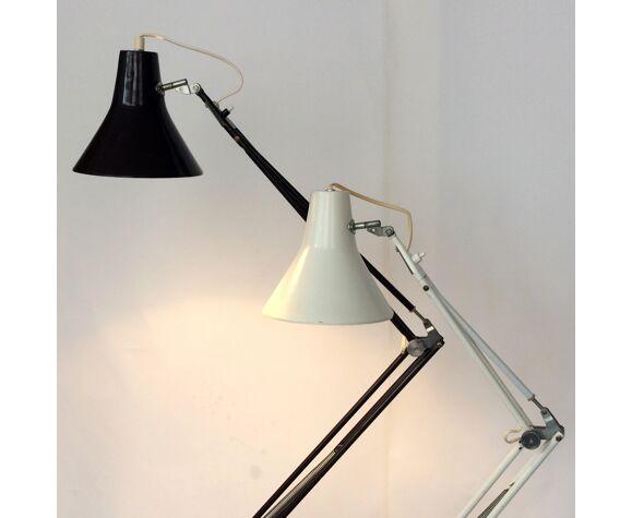 Duo de lampes d'architectes