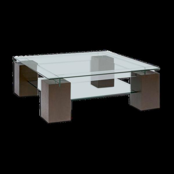 Table basse design Roche Bobois modèle Tenere