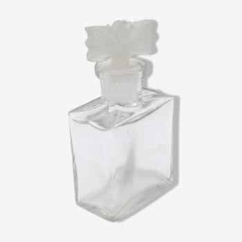Flacon parfum XIXème