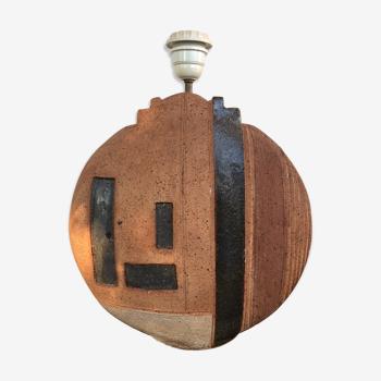 Ceramic lamp foot 33 cm in diameter