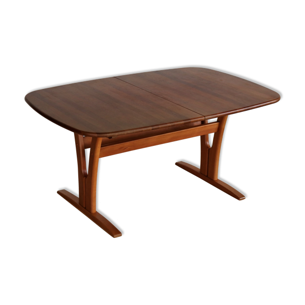 Selency table à manger extension vintage