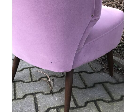 Vintage cocktail armchair, 1960s