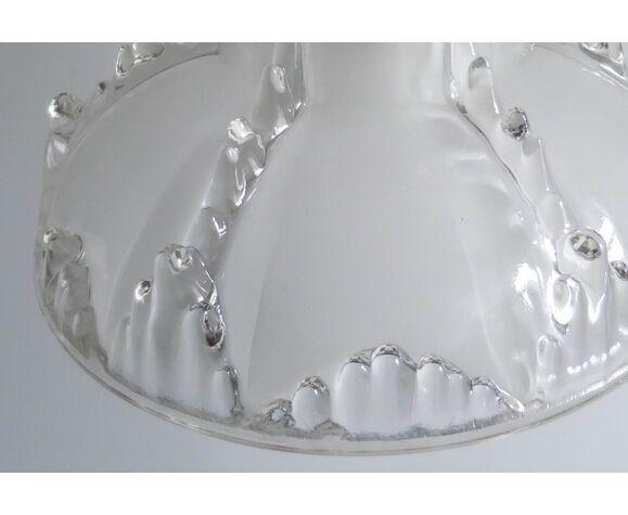 Suspension vasque Art Deco