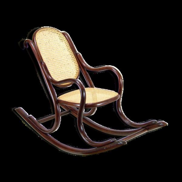 Rocking-chair pour enfant number 2 de Fischel 1890s