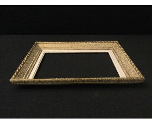 Cadre en bois pour tableau 27,5x19,4 cm