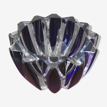 Cendrier cristal de Sèvres