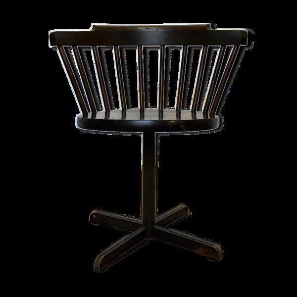 Selency Chaire industrielle suédoise vintage «E10» de Nesto, années 1970