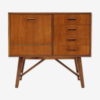 Cabinet danois de teck des années 1960