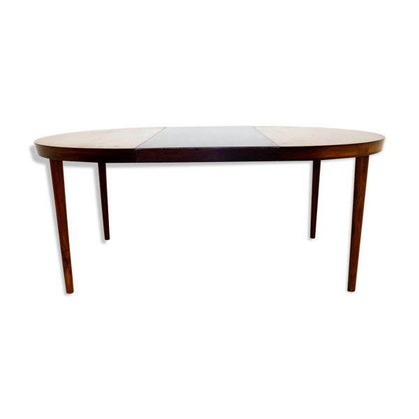 Selency Table de salle à manger en palissandre Danemark 1960