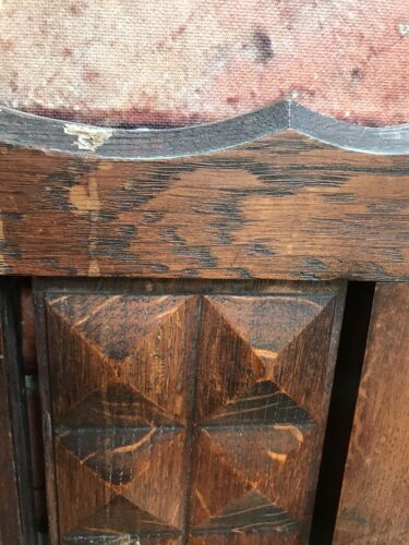 Vestiaire mural en bois