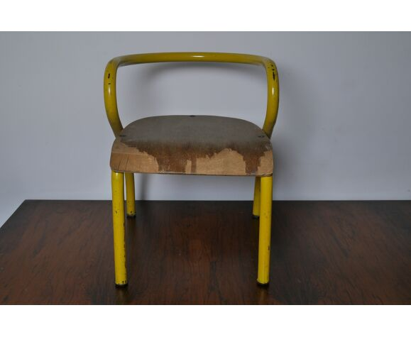 Jacques Hitier's children's chair by Mobilor 50