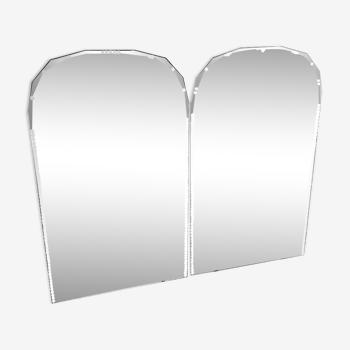 Miroirs biseautés 72x121cm