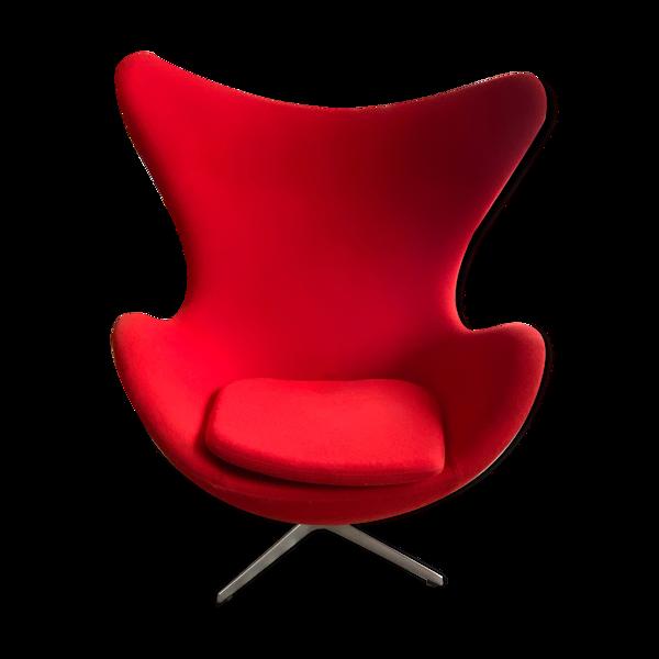 Selency Egg chair Arne Jacobsen édition Fritz Hansen