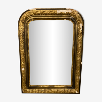 """Louis Philippe"" style mirror - 58x43cm"