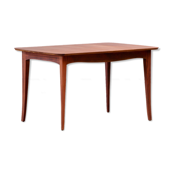 Table scandinave vintage 1960's