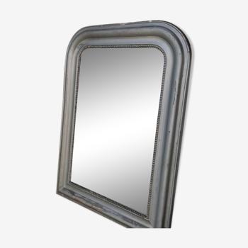 Miroir de style Louis philippe, trumeau