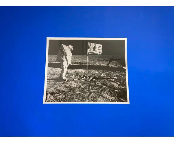 Photographie Apollo 11 originale Nasa