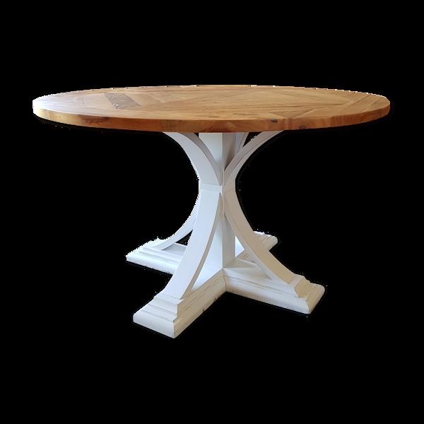 Table ronde Interior's Epicea massif