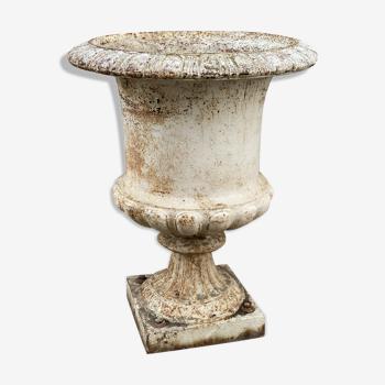 Vase de Médicis en fonte ancien