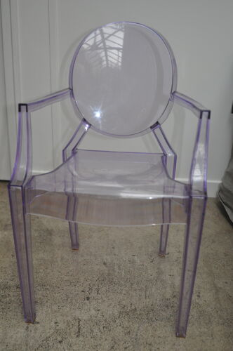 Chaise enfant Ghost par Starck