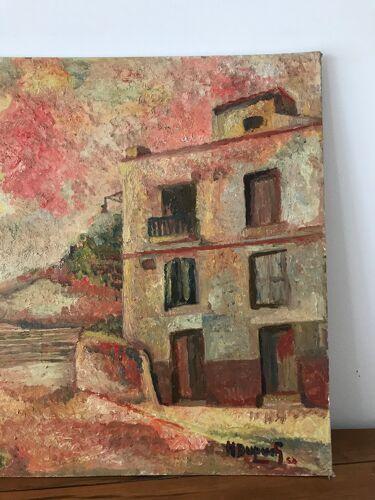 Peinture ancienne