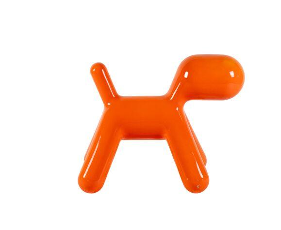 Tabouret « Puppy » en polyéthylène orange, Eero Aarnio, 2005