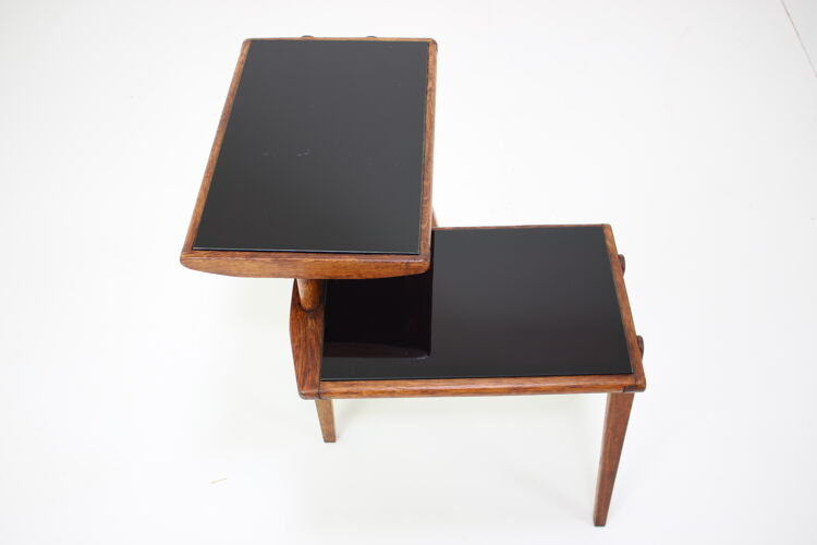 Tables basses réglables du milieu du siècle, années 1960