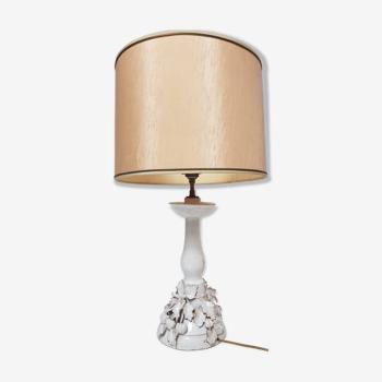 Lampe céramique années 70 vintage