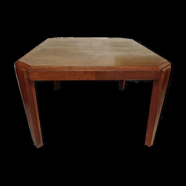 Table Art déco extensible