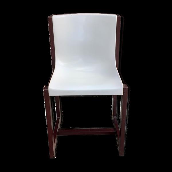 Chaise monocoque de René Georges Gautier