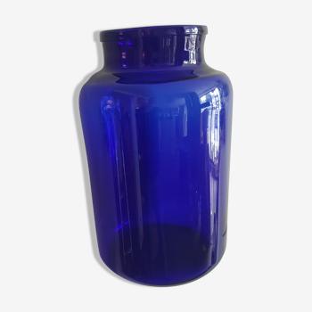 Pot bleu