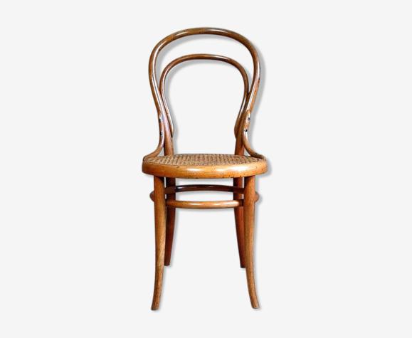 Chaise Thonet N°14 de 1875 ca