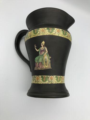 Pichet décor rome antique en porcelaine de royal bayreuth , bavaria